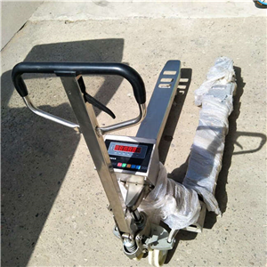 赤峰3吨不锈钢雷火竞技app叉车称