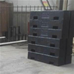 四川达州1000kg铸铁砝码