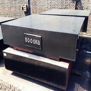 宁乡10吨配重块砝码