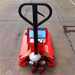 运城本安型3吨防爆叉车秤